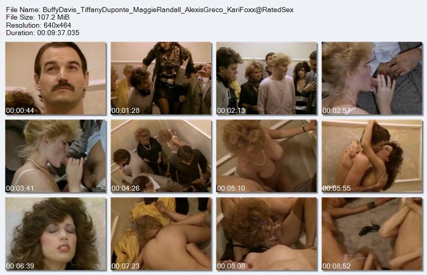 BuffyDavis_TiffanyDuponte_MaggieRandall_AlexisGreco_KariFoxx@RatedSex