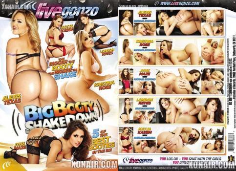 Big Booty Shake Down (2012)