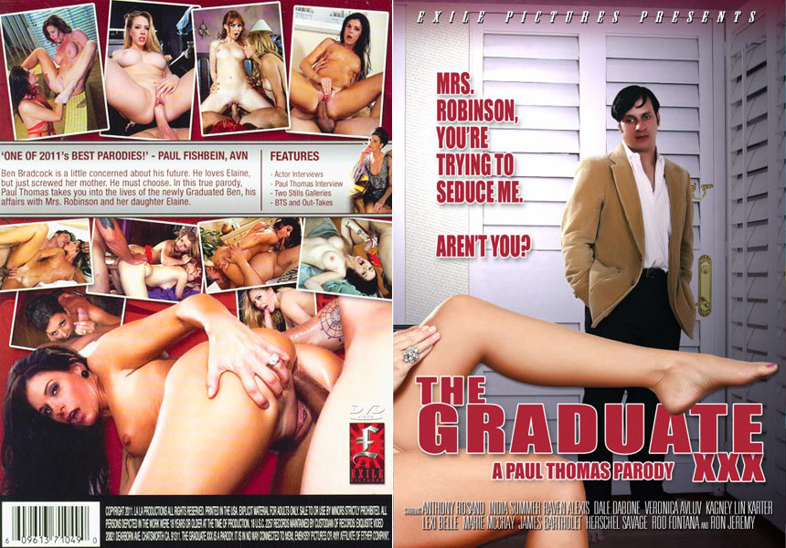 The Graduate XXX : A Paul Thomas Parody (2011)