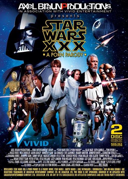Star Wars XXX: A Porn Parody (2012)
