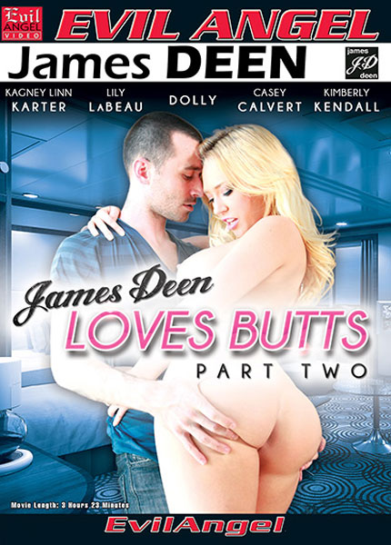 James Deen Loves Butts 2 (2014)