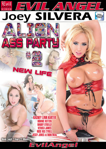 Alien Ass Party 2 (2014)