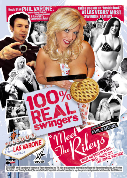 100% Real Swingers: Meet the Rileys (2013)