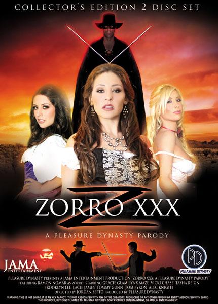 Zorro XXX: A Pleasure Dynasty Parody (2011)
