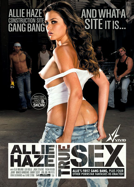 Allie Haze: True Sex (2011)