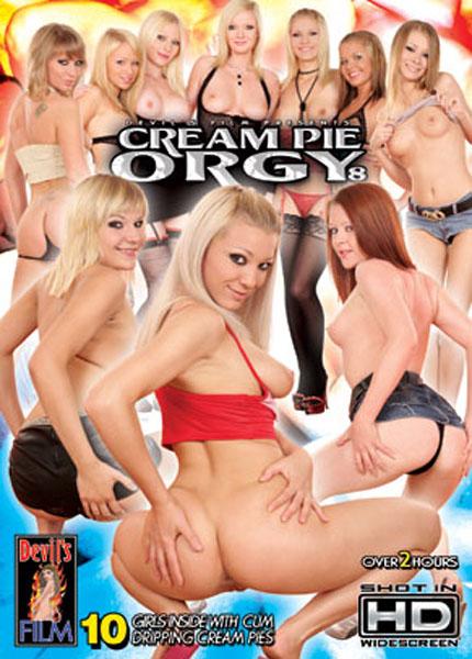 Cream Pie Orgy 8 (2008)