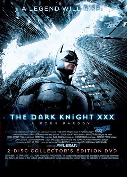 Dark Knight XXX: A Porn Parody (2012)