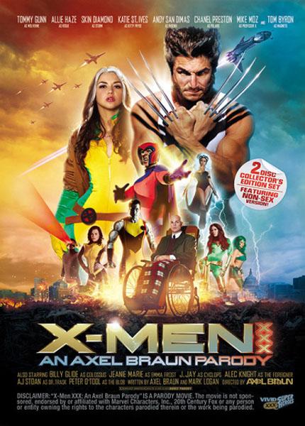 X-Men XXX: An Axel Braun Parody (2013)