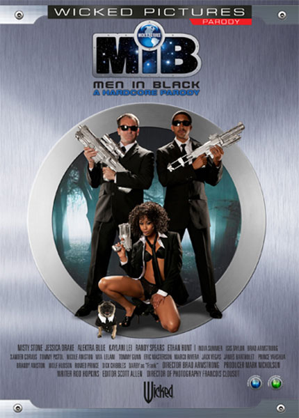Men in Black: A Hardcore Parody (2012)
