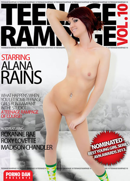 Teenage Rampage 10 (2013)