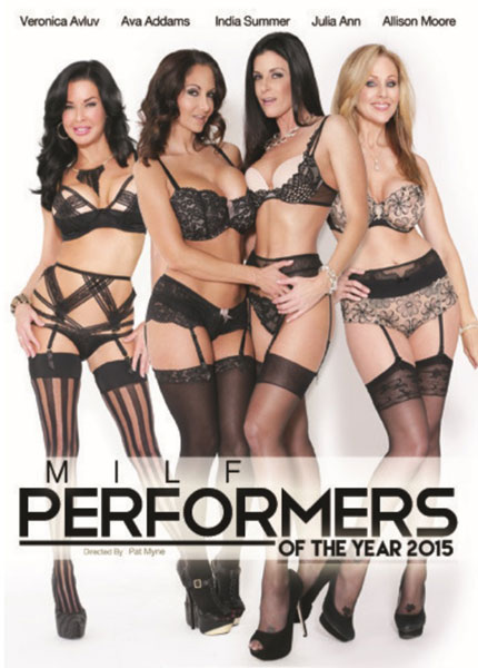 MILF Performers of the Year 2015 (2015)