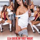 Lea Guerlin First Night in the Girls' Dormitory (2016)